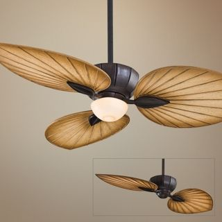 "52"" Minka Aire Terrana Kocoa Ceiling Fan with Light Kit   #X0067"