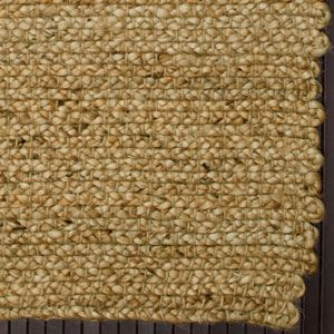 9x12 Hand Crafted All Natural Jute Area Rugs New Sale 3304