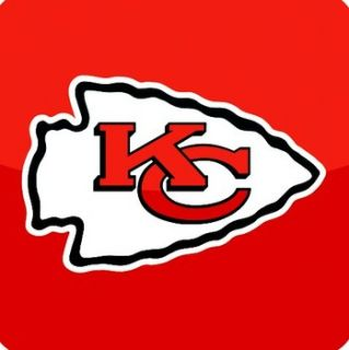 Kansas City Chiefs NFL Football Helmet Uniform Set