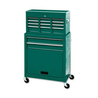 Kamasa 56029 Kamasa Top Chest and Cabinet 8 Drawer Tool Garage Auto