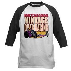 doin; it old school vintage drag racing T Shirt by drag_racing