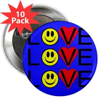 valentines day love 2 25 button 10 pack $ 23 98