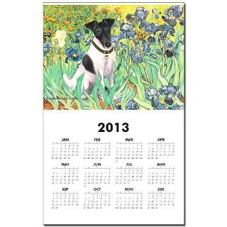 2013 Smooth Fox Terrier Calendar  Buy 2013 Smooth Fox Terrier