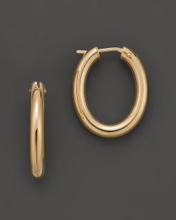 Roberto Coin 18 Kt. Yellow Gold Small Hoop Earrings