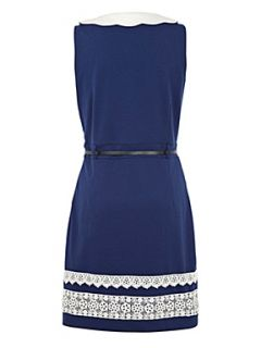 Homepage  Clearance  Women  Dresses  Yumi Lace trim dress