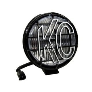 KC Hilites 97 04 Jeep Wrangler Replacement Fog Lights 6 w Guard 55W