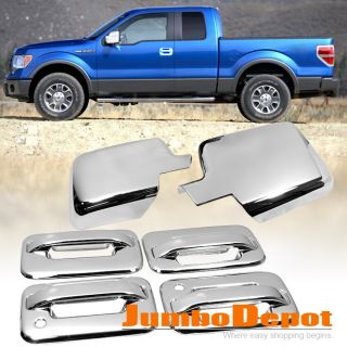 brand new ford exterior chrome mirror cover fitment 2004 2008 ford