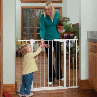 Kidco G1200 Extra Tall & Wide Auto Close Gateway Child Safety Pressure