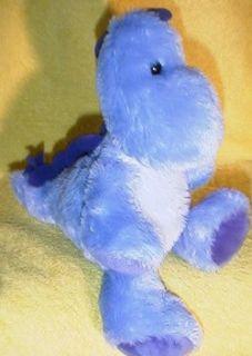 Blue Dinosaur 12 Floppy Plush by Koala Baby