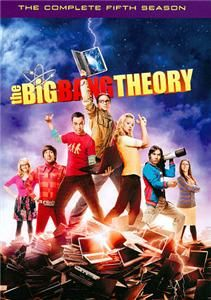 The Big Bang Theory The Complete Fifth Season (DVD, 2012, 3 Disc Set)
