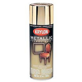 Krylon 1401 Bright Silver Spray Paint
