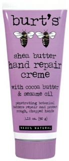 Burts Bees Shea Butter Hand Repair Cream 3 2 Ounce Tube