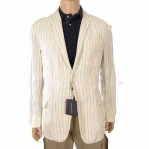 Polo Ralph Lauren Tall Mens 100 Linen Jacket Coat L