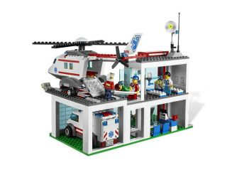 Brand Korea Lego 4429 City Helicopter Rescue