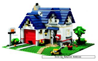 picture 2 of Lego Creator   Apple Tree House (5891)