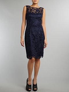 Homepage  Women  Dresses  Adrianna Papell Evening Lace shift