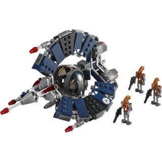 NEW Lego STAR WARS Set 8086 DROID TRI FIGHTERS Rocket Battle Droids
