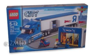 Lego City 7848 Limited Edition Toys R US Truck New