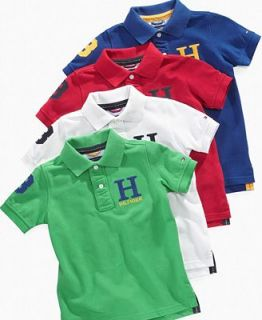 Tommy Hilfiger Kids Shirt, Little Boys Philip Polo Shirts