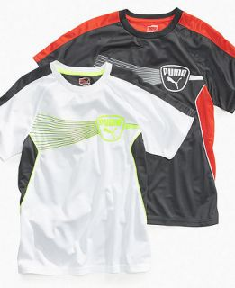 Puma Kids Shirt, Exertion Tee   Kids Boys 8 20