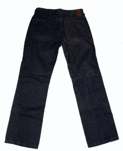 New Mens Lucky Brand Jeans Custom Dark Denim 30 x 33