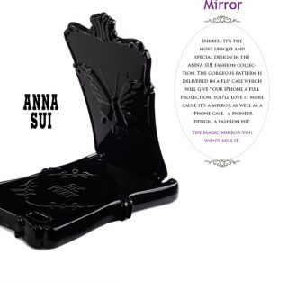 Beauty Magic Mirror Case Cover Protective Anna Sui Mirror Case for