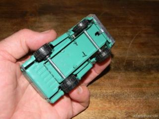 Marx Toys Light Blue Pickup Truck 1969 Made in Japan REDUCED to Sell