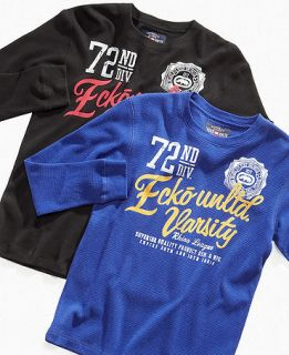Ecko Kids Shirt, Boys Air Mesh Thermal Shirt   Kids Boys 8 20