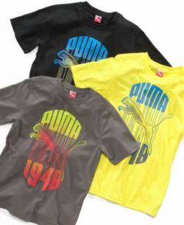 Puma Kids Shirt, Boys All Day Tee   Kids Boys 8 20