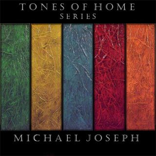 Abstract Art Painting by Michael Joseph Tones Texture Sculpture