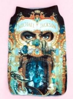 Michael Jackson Mobile Phone iPod Sock Pouch