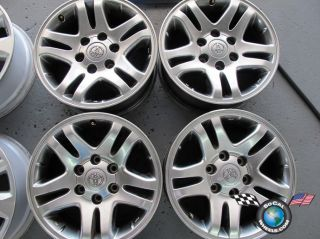 Toyota Tundra Factory 17 Wheels Rims OEM 4Runner Tacoma Sequoia T100