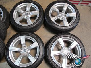 2011 Nissan 370Z Factory 18 Wheels Tires Rims