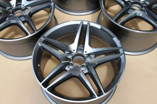 AMG Wheels Rims Fit Mercedes C300 C350 2006 2007 2008 2009 2010 2011
