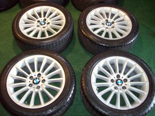 18 BMW Factory 6 Series Wheels 640 650 F12 F13 RFT Tires Package 19