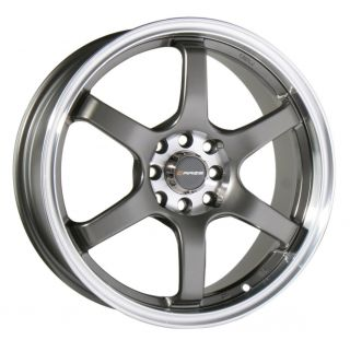 Rims Honda Accord Civic Fit Integra Yaris Sentra 4x100 4x114 3