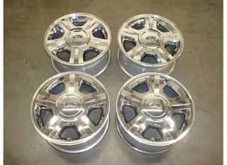 EXPEDITION F 150 Chrome WHEELS Rims OEM Factory LIMITED 04 05 06 F150