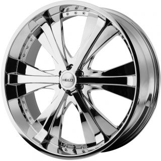 26 Chrome Wheels Rims Ford F 150 Expedition Navigator
