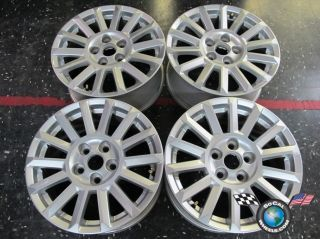 Four 08 12 Cadillac cts Factory 17 Wheels Rims 4687