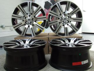 22 Wheels Rims Range Rover HSE Sports LR3 LR4 Supercharged