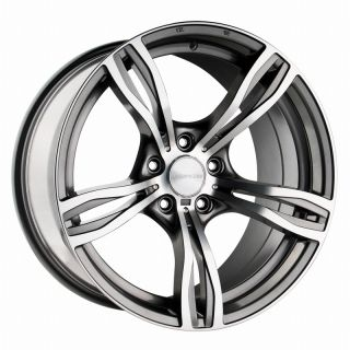 GARDE M355 Staggered Wheels Rims Fit BMW E60/61 525i 535i 545i 550i M5