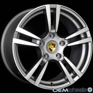 18 Turbo II 2 Style Wheels Fits Porsche 911 Boxster Cayman 986 987 s