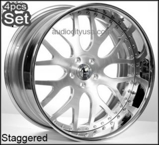24 AC Forged Custom Build Wheels Rims 300C Magnum Charger Challenger