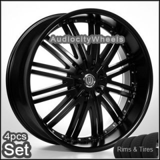28 Wheels and Tires Escalade Chevy Ford QX56 H3 Silverado Yukon Tahoe