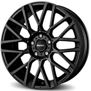Momo Revenge Wheels 18x8 5x114 3 ET45 Black 4 Rims
