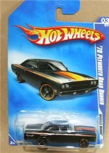 Hot Wheels Muscle Mania 1970 Plymouth Roadrunner 79