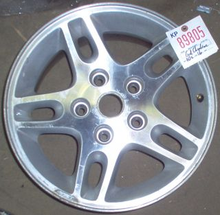 Jeep 99 00 Grand Cherokee Alloy Wheel Rim 1999 2000 10S