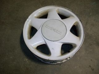 93 94 95 Ford Taurus Sho 16x6 LH Wheel Rim Center Cap