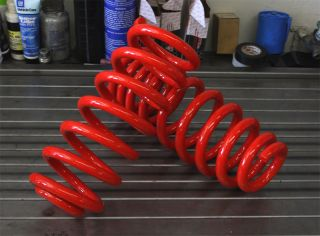 D3 Competition lowering Springs for 2009 2012 Cadillac cts V Coupe