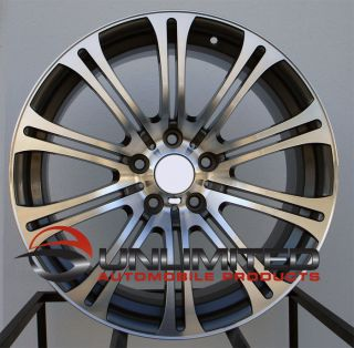 19 M3 Staggered Wheels Fit BMW E46 E90 330i 335i